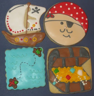 Pirate CookiesCookies Time, One Cookies Capers, Pirates Cookies, Maps Onecooki, Maps One Cookies, Pirates Parties Favors, Decor Cookies, Cookies Pir, Parties Ideas