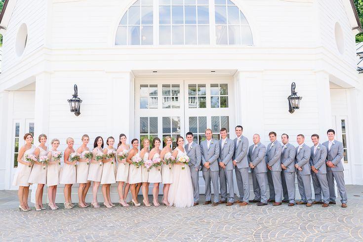 HOW TO SHOOT BRIDAL PARTY PORTRAITS  A Trump Winery Wedding in Charlottesville, VA.  www.alinathomas.com