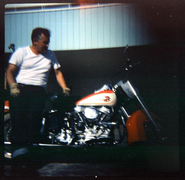 1960 Panhead