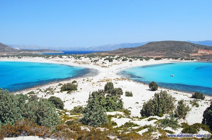 SIMOS BEACH, Elafonisos, GREECE #wildbeach wilderness ...