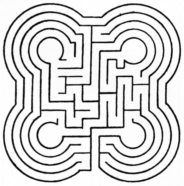 101 best labyrinth images on Pinterest Labyrinth garden - labyrinth garden design