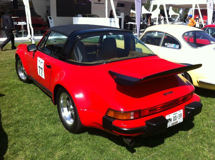 Una de las traseras más emblemáticas de Porsche 911.