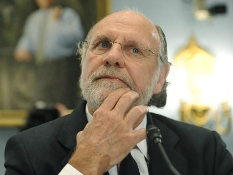 Corzine, MF Global Will Face No Criminal Charges. >> After ten months of investigating Obama campaign bundler and former MF Global chief Jon Corzine's role in the loss of $1.6 billion of customer funds, the New York Times is reporting that Eric Holder's Department of Justice is unlikely to file any criminal charges against Corzine or top MF Global executives.    Of course not! They're all a bunch of corrupt theives. This makes me sick!!!