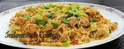Mihoen Ayam Kubis - Indonesisch recept | m.indonesisch-culinair.nl