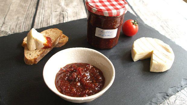 Rajčatový chilli džem s balzamikem | Prima Fresh