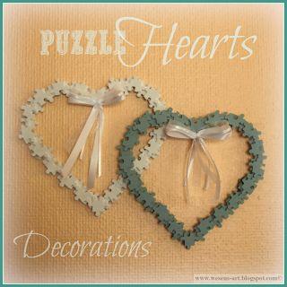PuzzleHearts 01     wesens-art.blogspot.com