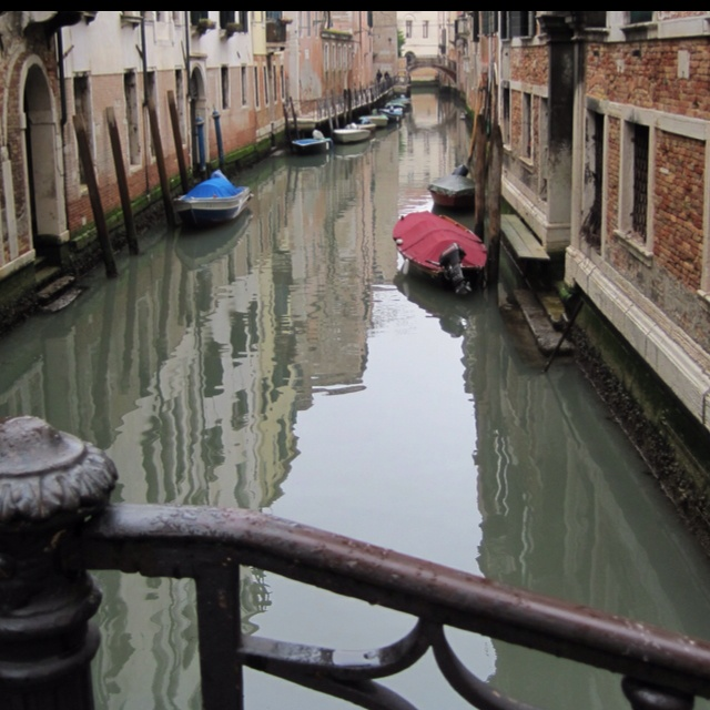 Venice, behind the scenes