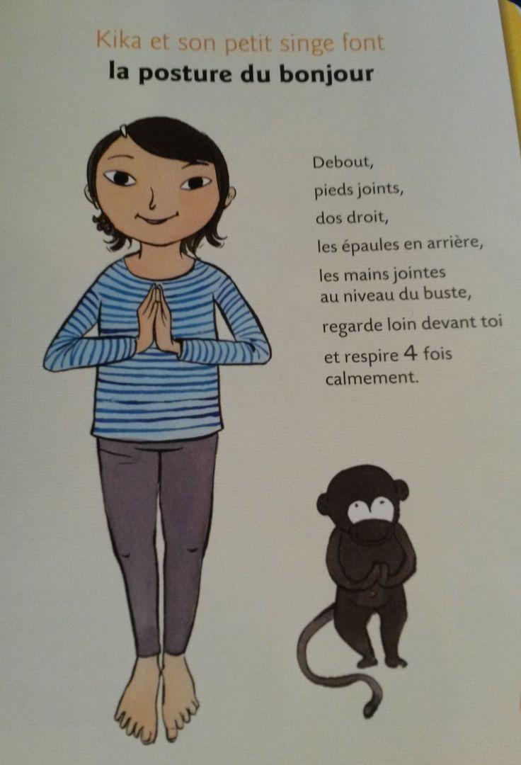 3 postures de yoga faciles pour les enfants et idéales pour un bon réveil en famille