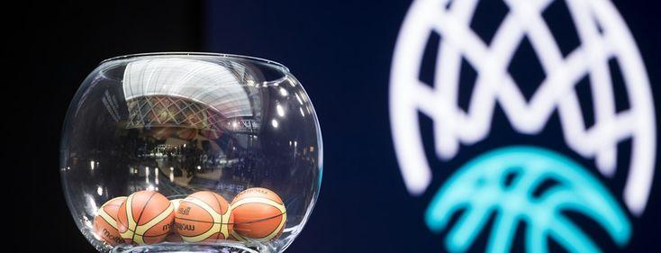 Así será el sorteo de los Play-offs de la Basketball Champions League