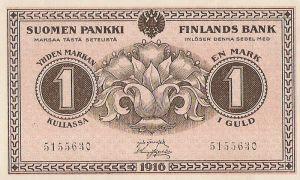 1 markka 1916