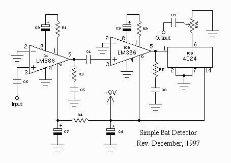 Build an Enhanced Simple Bat Detector