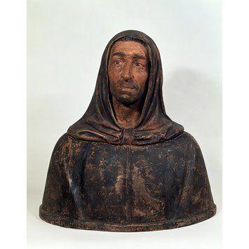 Bust - Girolamo Savonarola