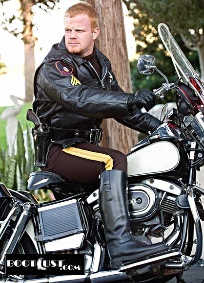 image Leather cop porno gay stolen valor