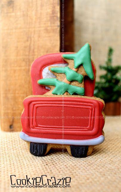 CookieCrazie: Homespun Christmas Cookie Collection