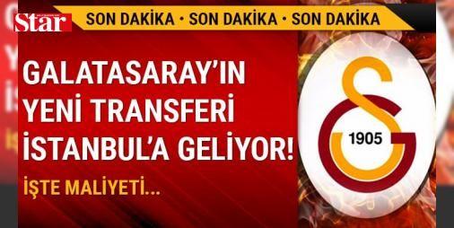Galatasaray'ın anlaşmaya vardığı Maicon İstanbul'a geliyor: Galatasaray'ın Sao Paulo'dan transferi için anlaşmaya vardığı Maicon, İstanbul'a geliyor. Galatasaray, Brezilyalı stoper için 7 milyon euro bonservis bedeli ödeyecek. GALATASARAY'DAN 5 YILLIK ANLAŞMA Alınan bilgilere göre Galatasaray, Sao Paolo'da forma giyen Maicon için 5 yıllık bir anlaşma sağladı. Brezilyalı stoper Galatasaray'dan yıllık 2.6 milyon Euro kazanacak. 3.5 MİLYON EURO'SU PEŞİN ÖDENECEK Sarı-kırmızılı kulüp, bu…