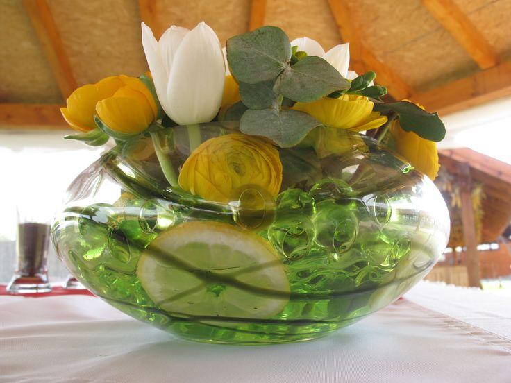 Tavaszi Esküvő – Virágalkotóra