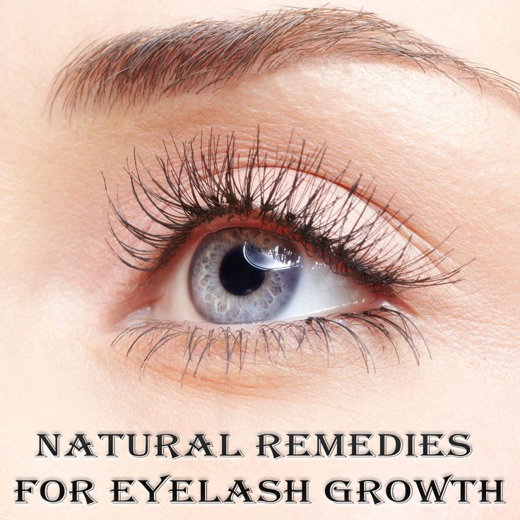 Natural Remedies For Eyelash Growth
