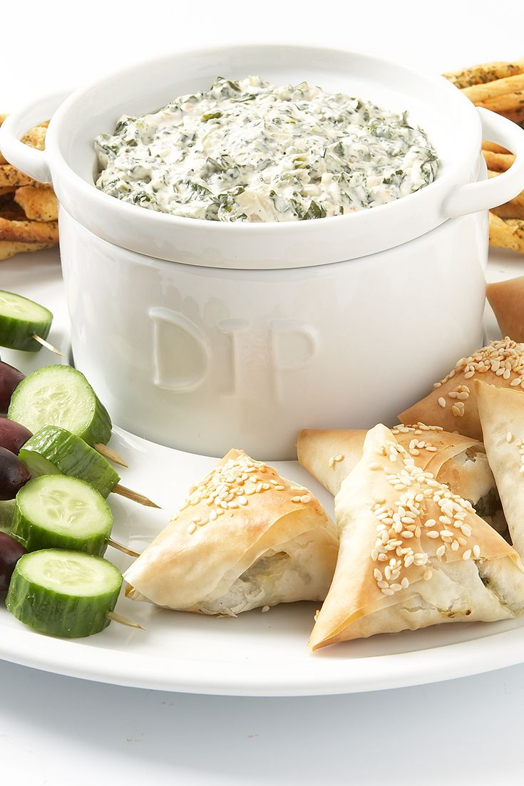 #Epicure Spinach Dip