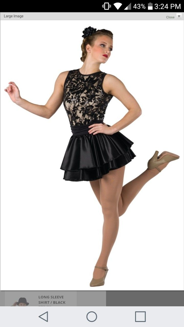 This would be a cute contemporary costume