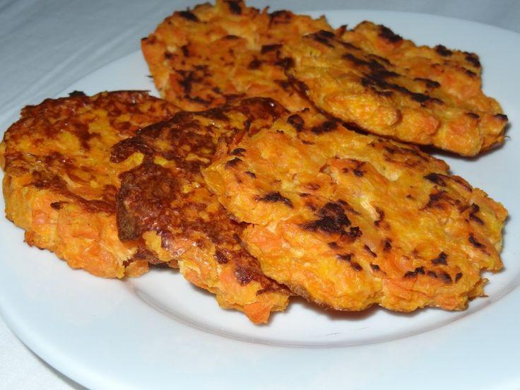 galettes de carottes recettes a cuisiner pinterest carottes recette minceur et minceur. Black Bedroom Furniture Sets. Home Design Ideas