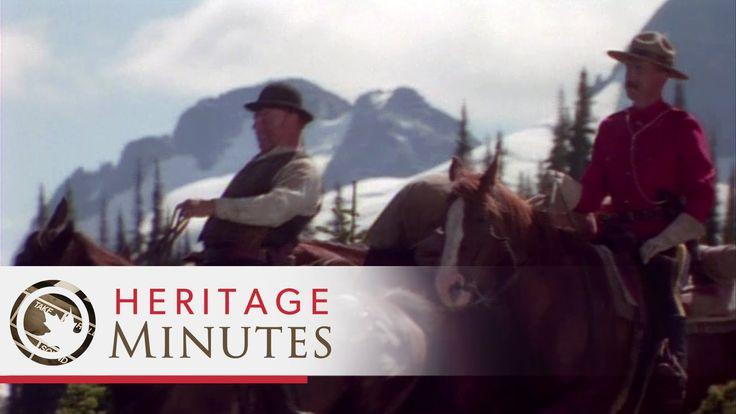 "Heritage Minutes: Sam Steele. ""Men don't wear pistols in canada"""