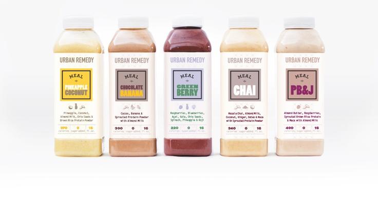 urban remedy juices