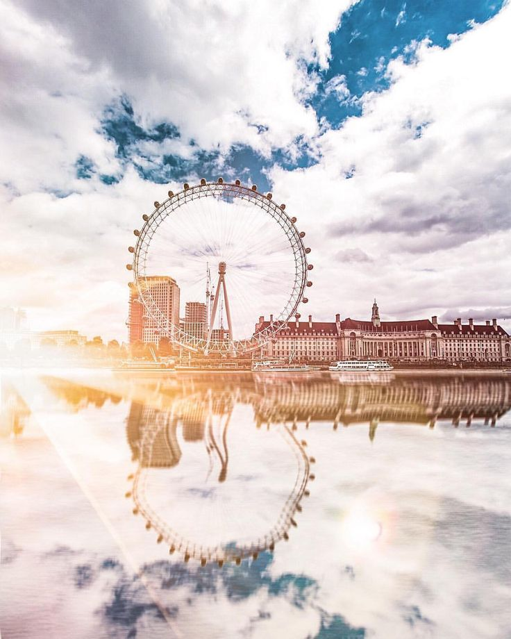 London Eye, Lambeth