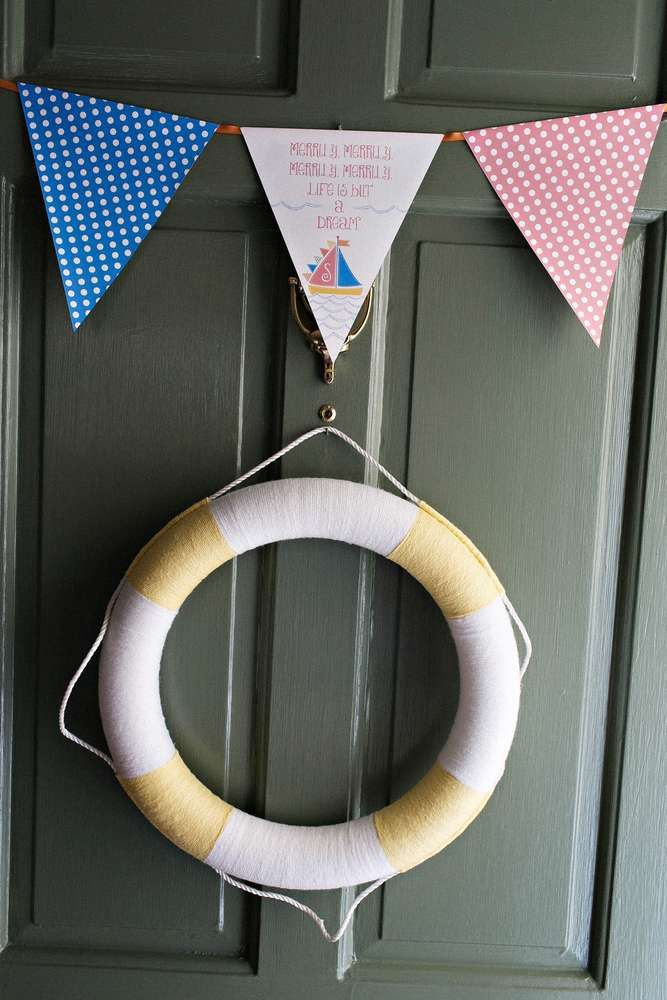 415 best Nautical Parties images on Pinterest Birthday