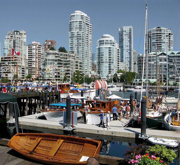 Granville Island in Vancouver, B.C. | Granville island