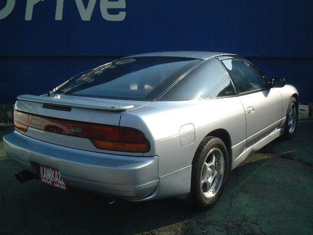 1989-1990 Nissan 180SX 1.8 Turbo