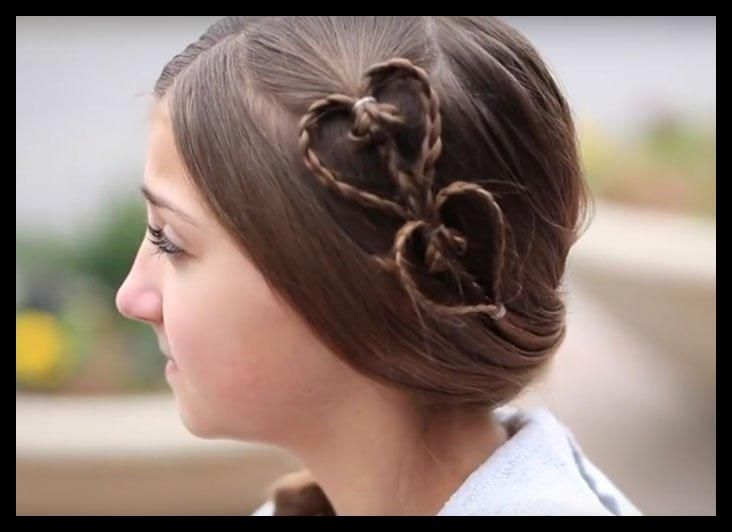 8 Freche Madchenfrisuren Zum Selber Machen Schone Frisuren Beauty Einfache Fris Frisuren Lange Haare Rundes Gesicht Madchen Frisuren Madchen Frisuren Kurz