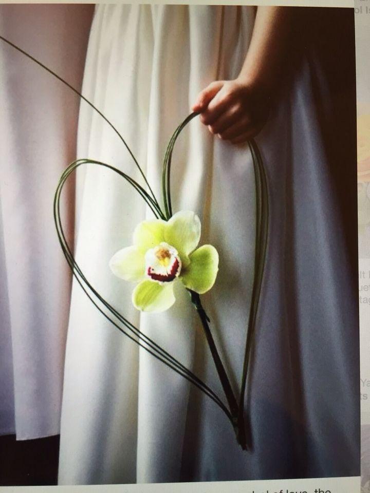 Cuore orchidea