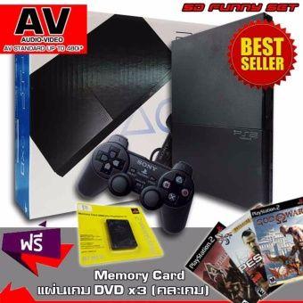 รีวิว สินค้า ReProduct Sony Playstation 2 รุ่น Slim 90006 Funny Set (Black) ⛅ ราคาพิเศษ ReProduct Sony Playstation 2 รุ่น Slim 90006 Funny Set (Black) ส่วนลด   trackingReProduct Sony Playstation 2 รุ่น Slim 90006 Funny Set (Black)  สั่งซื้อออนไลน์ : http://shop.pt4.info/8sqBM    คุณกำลังต้องการ ReProduct Sony Playstation 2 รุ่น Slim 90006 Funny Set (Black) เพื่อช่วยแก้ไขปัญหา อยูใช่หรือไม่ ถ้าใช่คุณมาถูกที่แล้ว เรามีการแนะนำสินค้า พร้อมแนะแหล่งซื้อ ReProduct Sony Playstation 2 รุ่น Slim…