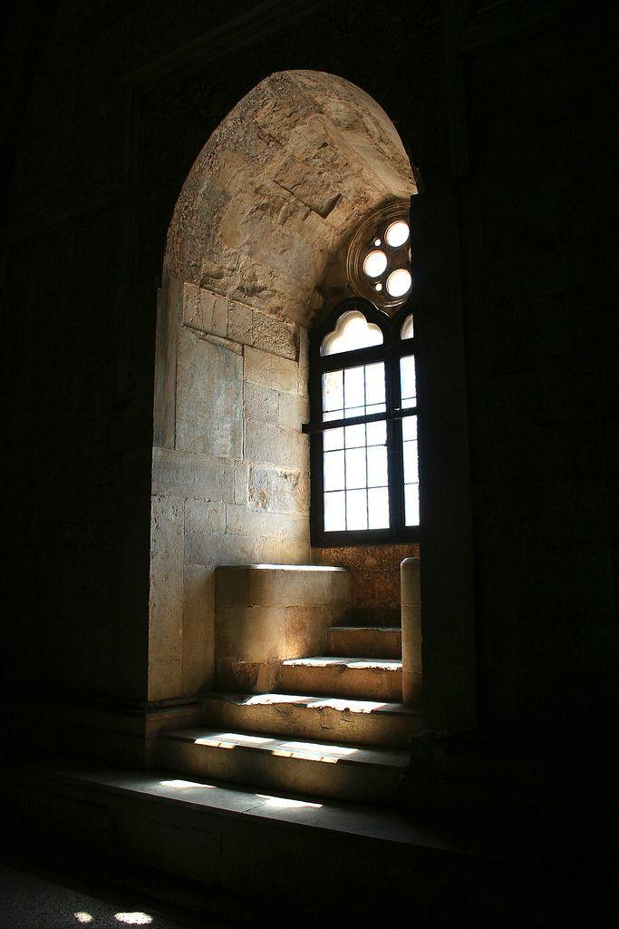 Medieval, Castel del Monte, Italy photo via carla