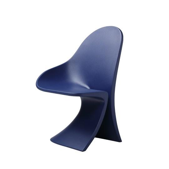 #sedia #design Strip blu