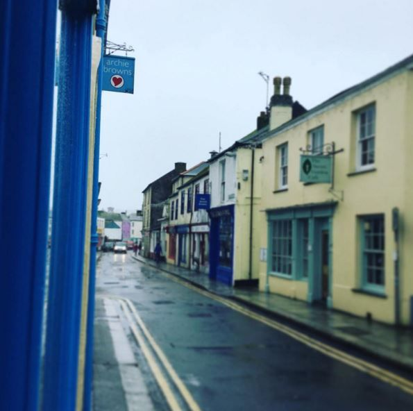 Archie Browns in Truro is the perfect place to be rain or shine!