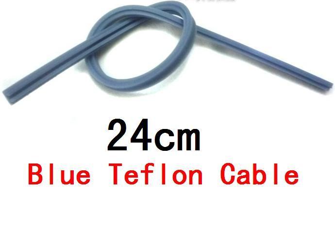 OBD2tool 3PCS/LOT 40W 24cm Soldering Iron Teflon Cable Blue Teflon Cable,Postal free #Affiliate