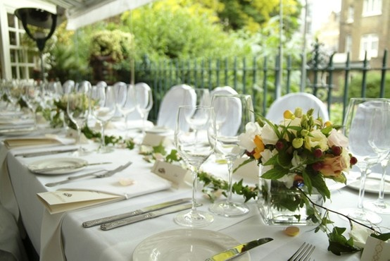 The Terrace at the Montague on the Gardens, in #London, is the perfect setting for holding a summer #wedding, with outdoor dining right in the heart of the city. http://www.montaguehotel.com/meetings-and-events/weddings