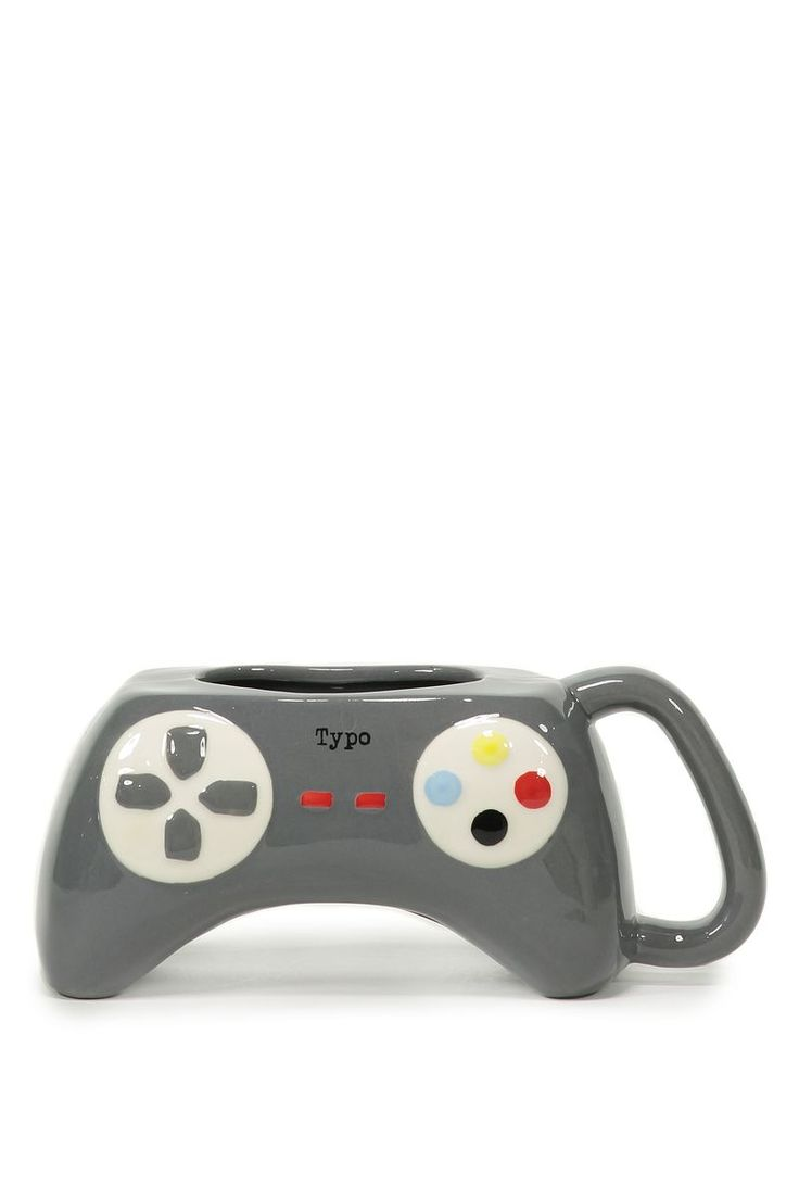 Novelty Shaped Mug, GAME REMOTE