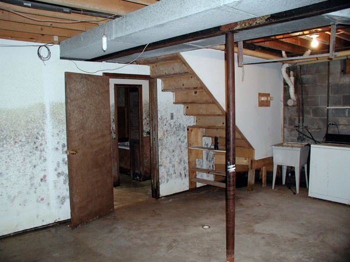 Best 25 low ceiling basement ideas on pinterest for Does a walkout basement cost more
