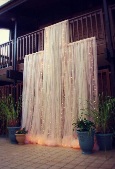 best 25 diy wedding backdrop ideas on pinterest wedding backdrops rustic wedding decorations. Black Bedroom Furniture Sets. Home Design Ideas