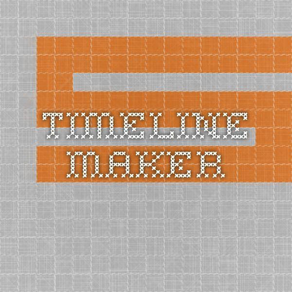 Yli tuhat ideaa Timeline Maker Pinterestissä Sukujuuret - sample timeline for kids