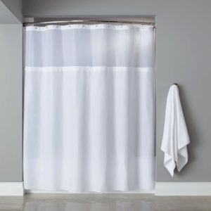 Shower Curtains With Large Grommets