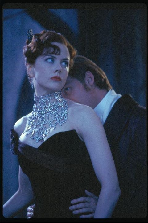 Moulin Rouge - the necklace