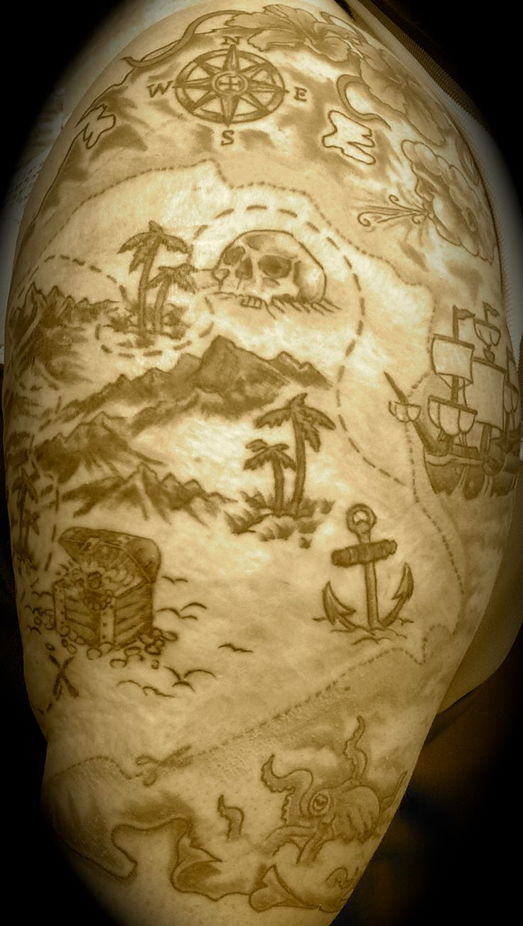 Omgosh this would go great with my Goonies/one eyed Willie tattoo I wanna get!!!