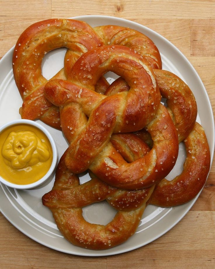 These Homemade Soft Pretzels Are What Actual Dreams Are Made Of