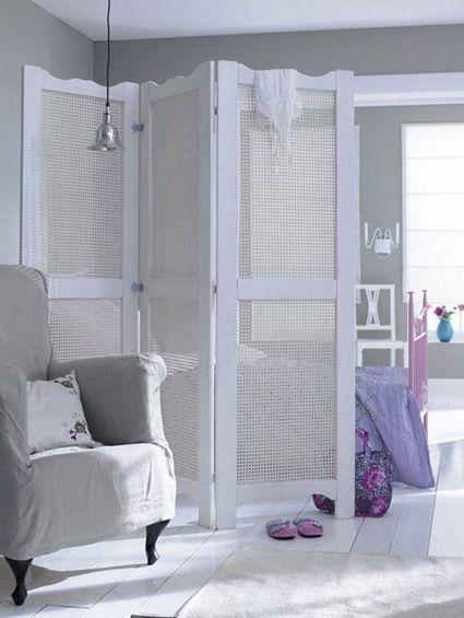 Ideas para separar ambientes en apartamentos peque os for Ideas para apartamentos pequenos