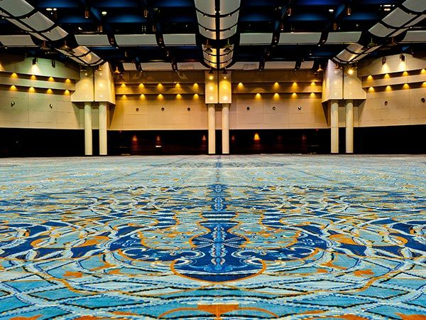 Flooring In The La Nouvelle Ballroom At NewOrleans