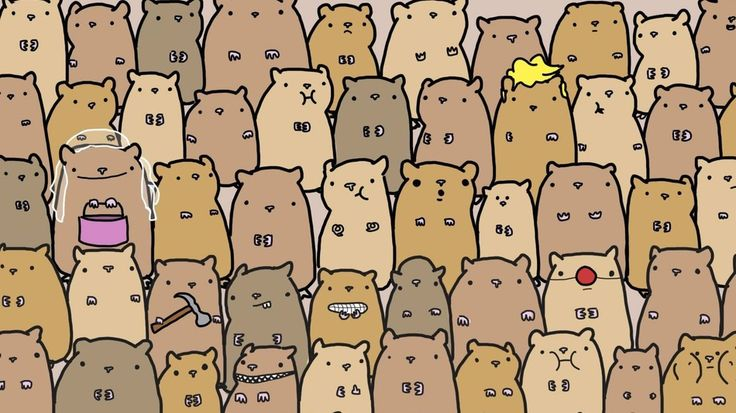 Can You Find The Potato?