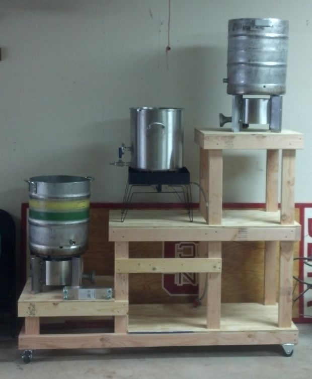 Show Me Your Wood Brew Sculpture/Rig - Page 32 - Home Brew Forums
